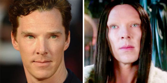 Benedict Cumberbatch Female