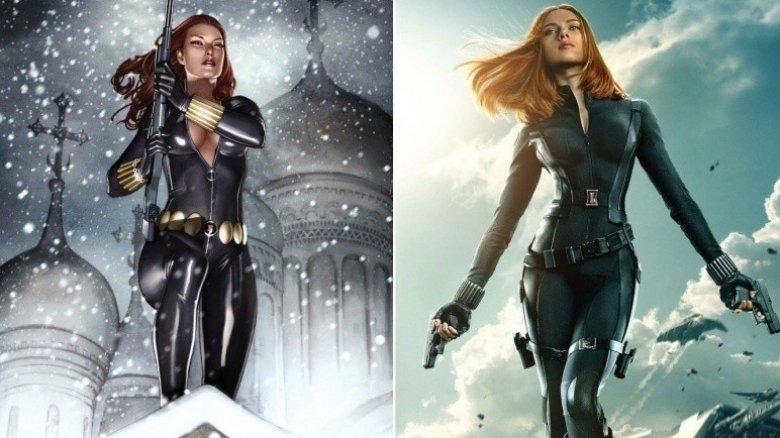 This is how Marvel's Avengers would have looked like according to comics