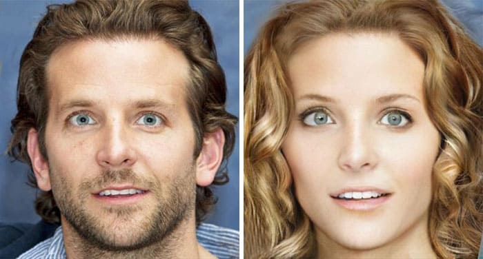 Bradley Cooper Female