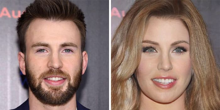 Chris Evans Female