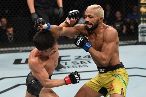 UFC Fight Night: Deiveson Figueiredo wins the flyweight title after defeating Joseph Benavidez