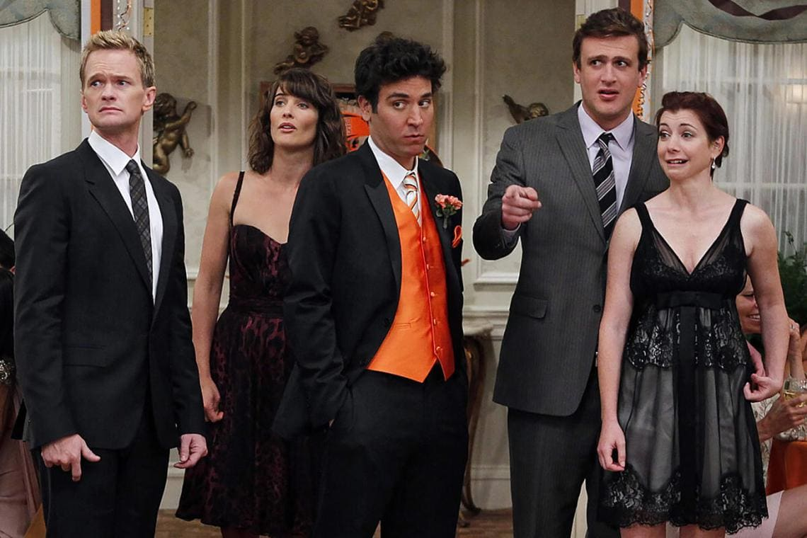 How I Met Your Mother Best Quotes About Love And Life