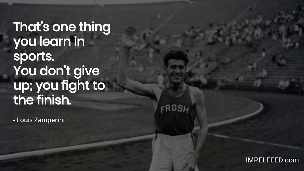 Sportsperson Quotes