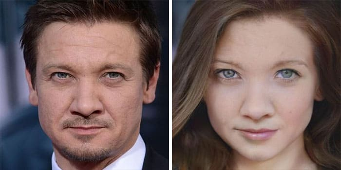 Jeremy Renner Female