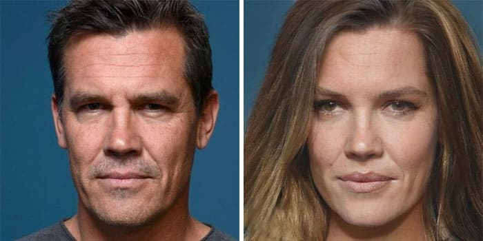 Josh Brolin Female
