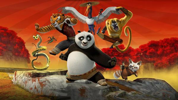 kung fu panda 2018 imdb