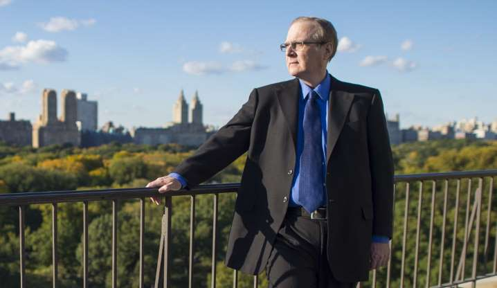 Paul Allen -  Microsoft's Co-Founder, Vulcan Founder Is Dead at 65