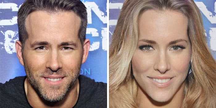 Ryan Reynolds Female