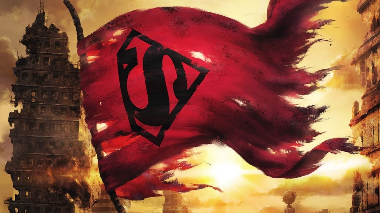 "Why ""The Death Of Superman"" is the greatest animated superhero movie ever?"