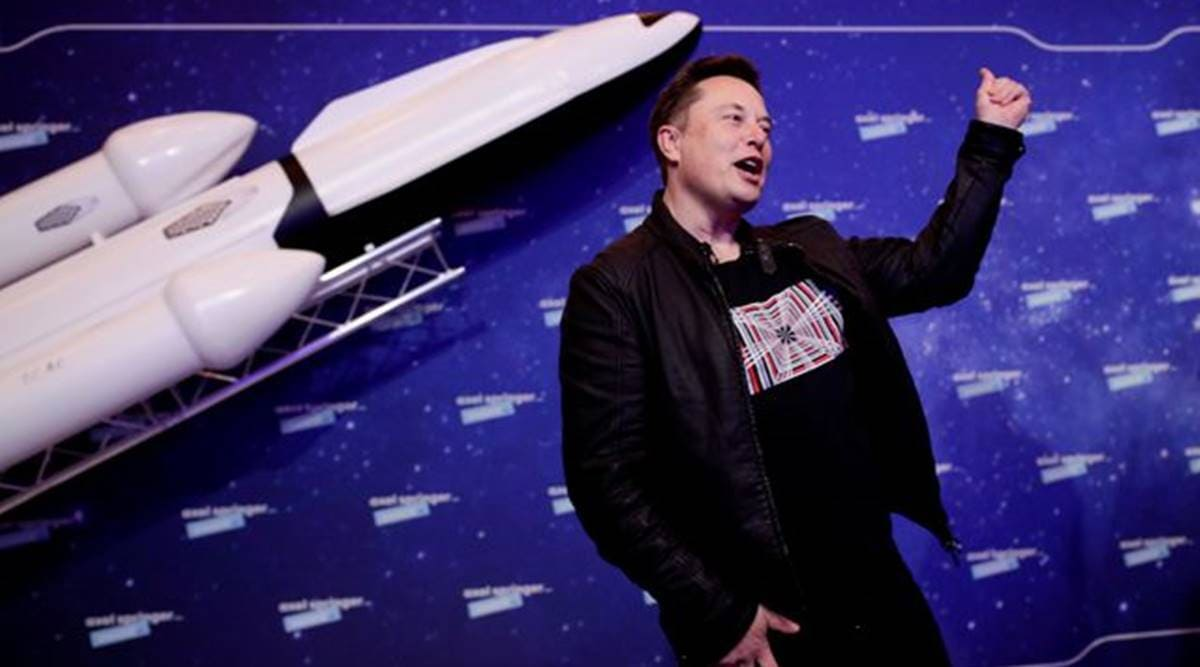 Who's the man, Elon Musk is the man!