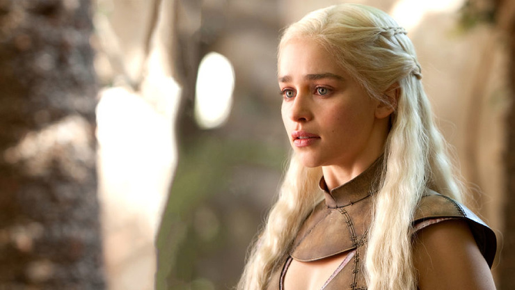"Emilia Clarke says goodbye as the show wraps final season, ""Thank you for the life I never dreamed"""
