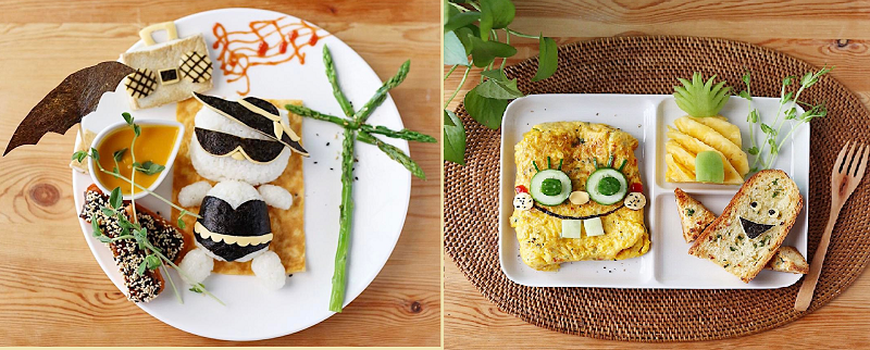Top amazing food art that make your mouth watery