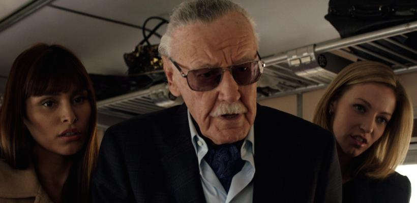 Stan Lee makes an unexpected cameo in a DC Animated Movie called 'Teen Titans Go! To the Movies'